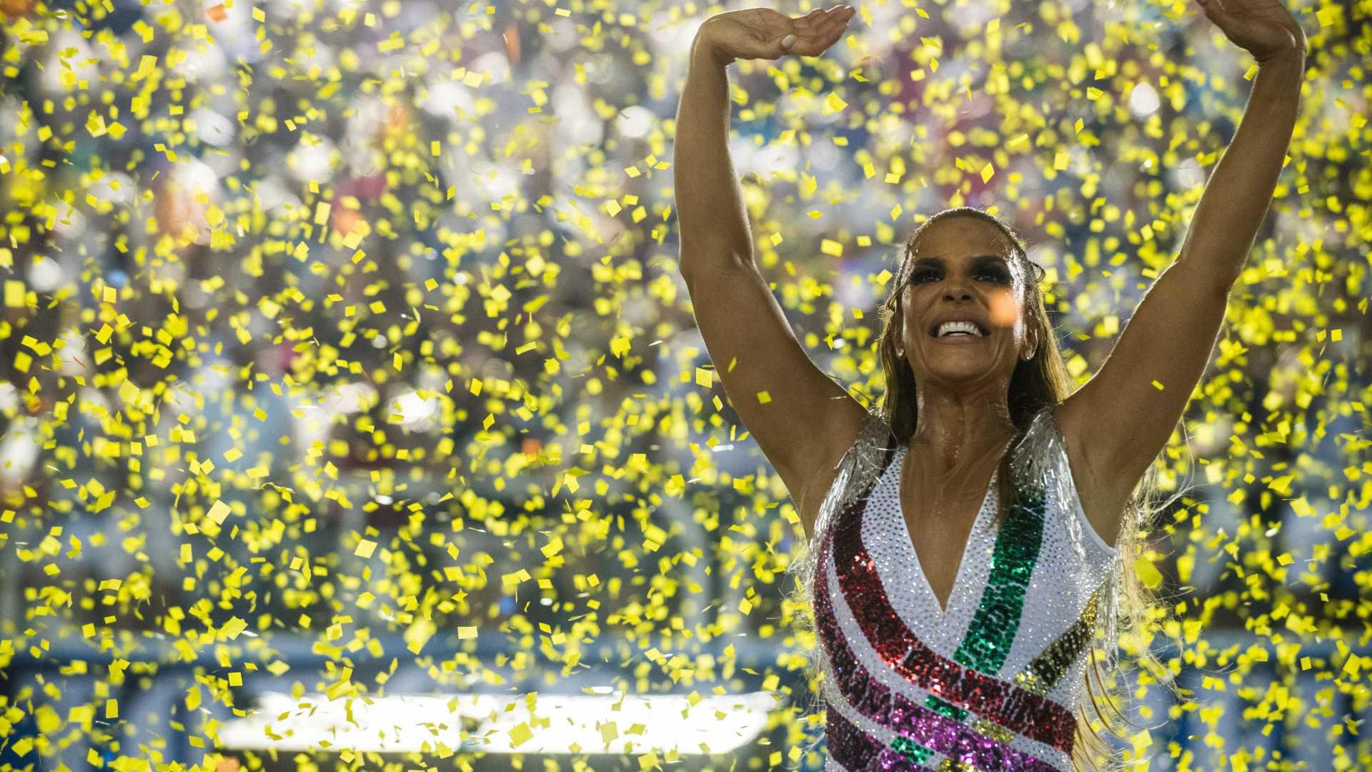 Ivete Sangalo dispara: 'Não faço nada esperando agradar alguém'