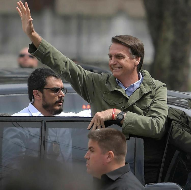 Segurança de Bolsonaro terá esquema inédito a partir da posse