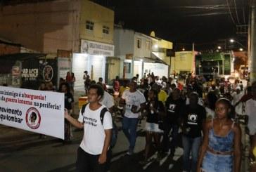 Caminhada A Cor da Cidade marca Novembro Negro em Lauro de Freitas