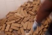 Lauro de Freitas: Polícia apreende meia tonelada de maconha em casa de praia