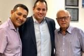 PRP de Alexandre Marques declara apoio a Nelson Leal (PP) para presidente da ALBA