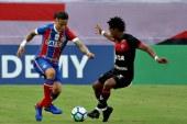 BaxVi: com o empate Bahia mantém invencibilidade diante do rival