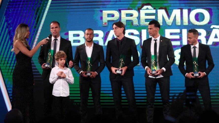 Seleção do Brasileirão 2018 é escolhida; confira os ganhadores