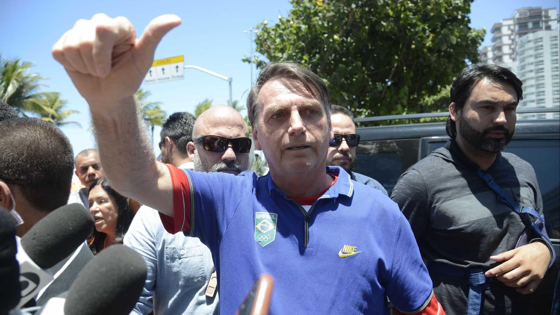 Conheça as opções de Bolsonaro para se acertar com a Receita Federal