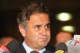 Tenho vivido dias extremamente difíceis, afirma Aécio Neves