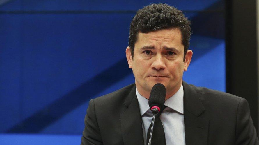 Moro indica candidato derrotado do PSDB para segurança pública