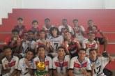 Seleção de Lauro de Freitas conquista título no Campeonato Baiano de Futsal