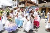 Festa de Portão mantém tradição com a beleza do cortejo cultural