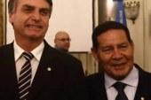 Bolsonaro será diplomado nesta segunda-feira (10)