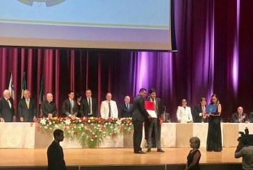 Alexandre Marques é diplomado suplente de deputado federal
