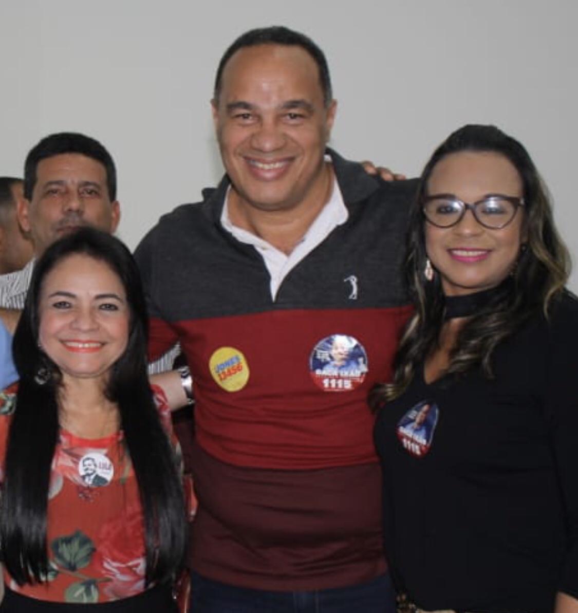 Vereador César surge como nome forte para ser o vice de Moema em 2020