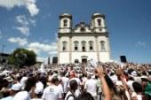 Dois mil policiais e bombeiros atuarão na Lavagem do Bonfim