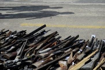 Medida Provisória deve legalizar até 8 milhões de armas irregulares no país