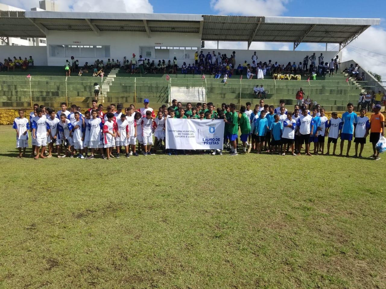 Prefeitura lança Copa Verão de Futebol nesta quarta-feira