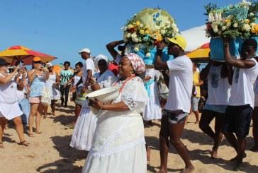 Pescadores e povo de santo preparam homenagens a Iemanjá nas águas de Buraquinho