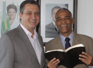 Isidório propõe a Rui criação da Secretaria Estadual da Família na Bahia