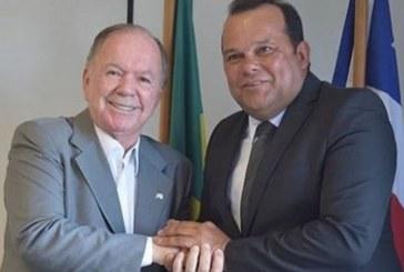 Leão convida Geraldo Jr. para se filiar no PP e concorrer a prefeitura de Salvador em 2020