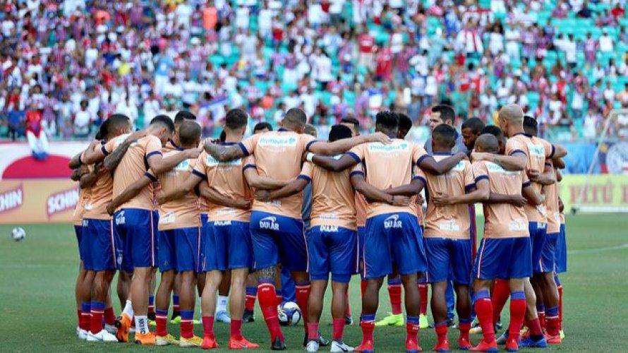 Bahia estreia na Sul-Americana contra o Liverpool-URU nesta quinta-feira