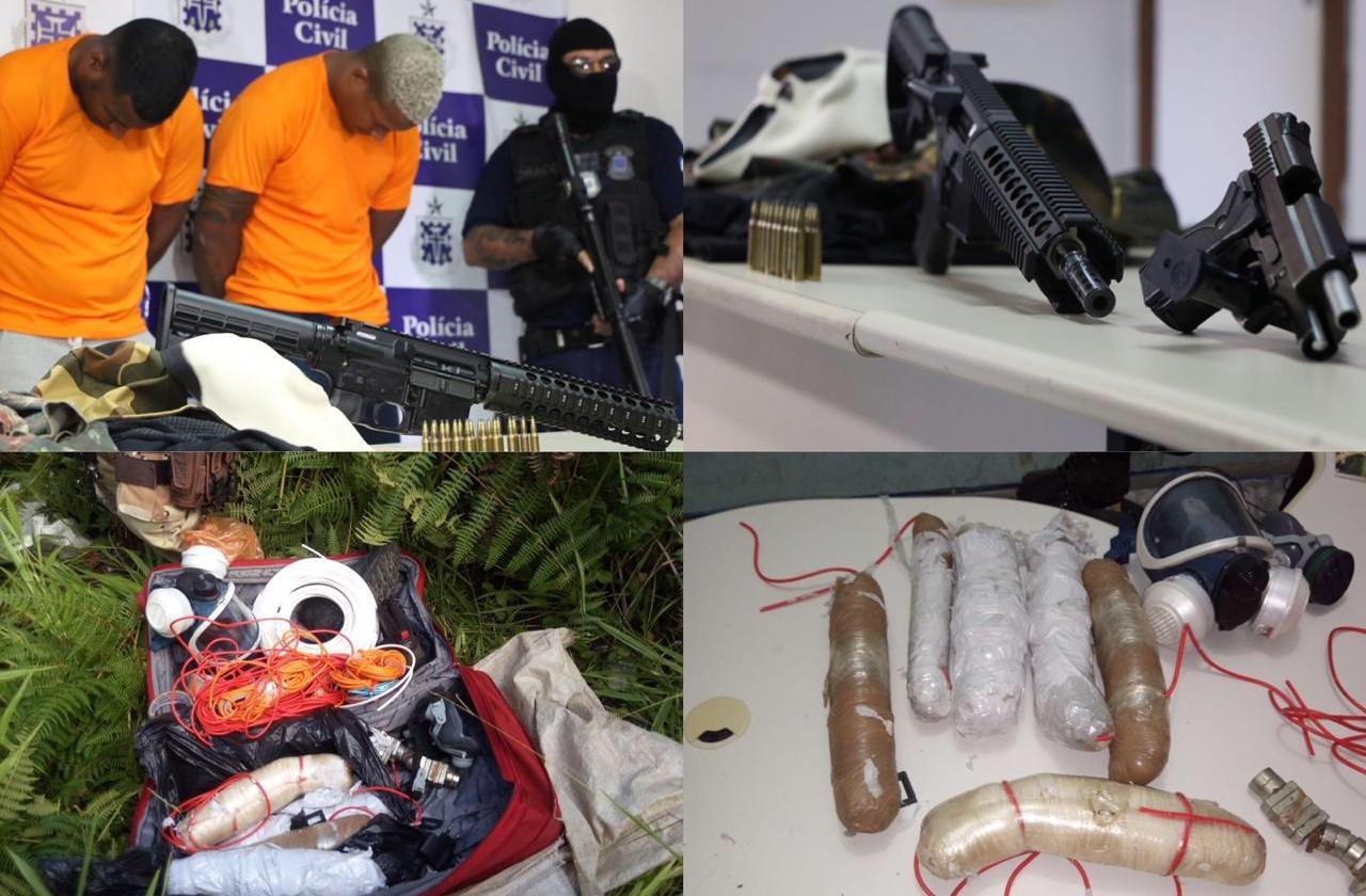 Em 5 anos roubos a bancos têm queda de 74% na Bahia