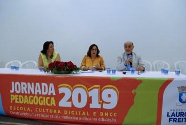 Jornada Pedagógica destaca cultura digital nas novas práticas da educação
