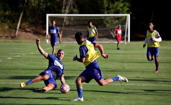 Bahia decide futuro no Campeonato Baiano contra o Jequié
