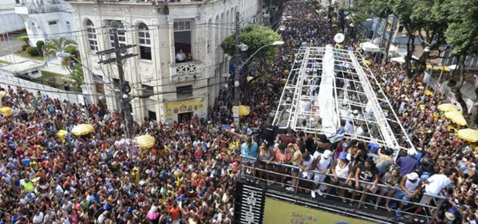 Terça de carnaval tem Bell Marques, Léo Santana e Luiz Caldas; confira programação