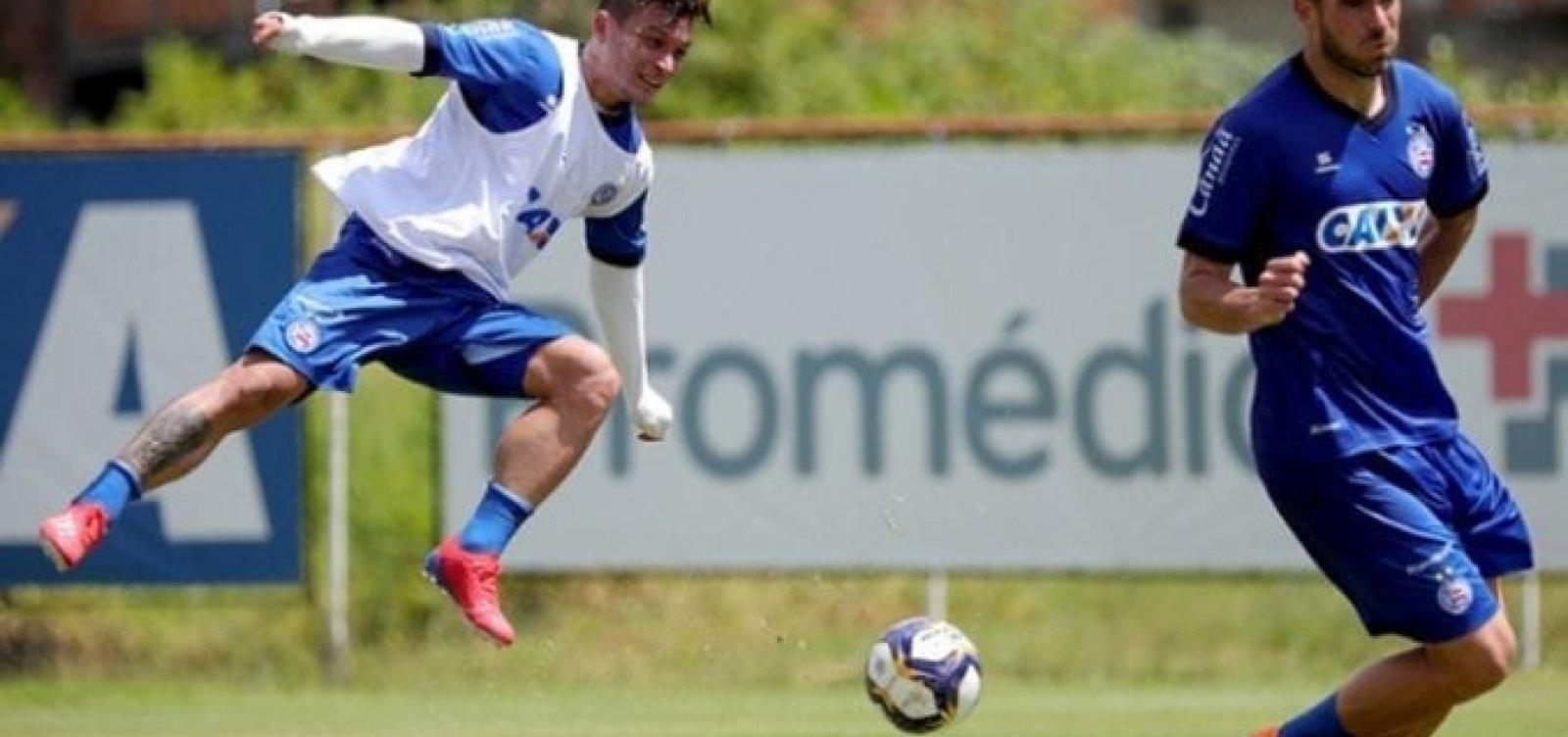 Bahia decide vaga na Copa do Brasil, nesta quarta, (06) em Natal