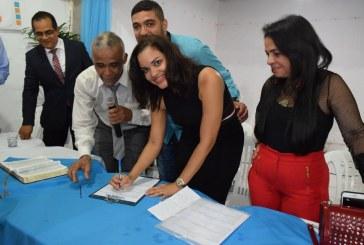 Bombou! Filiação da Secretária Huldaci Santana e demais lideranças de Lauro de Freitas ao partido Avante em Lauro de Freitas
