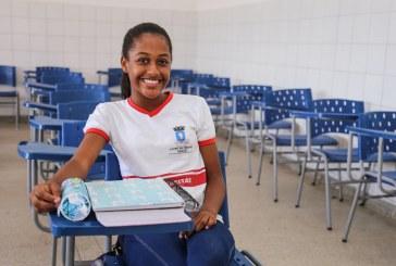 Atleta de programa social da Base Aérea, estudante de Lauro de Freitas representará o Brasil em competição mundial