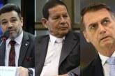 Feliciano pede impeachment de Mourão após vice 'curtir' post contra Bolsonaro