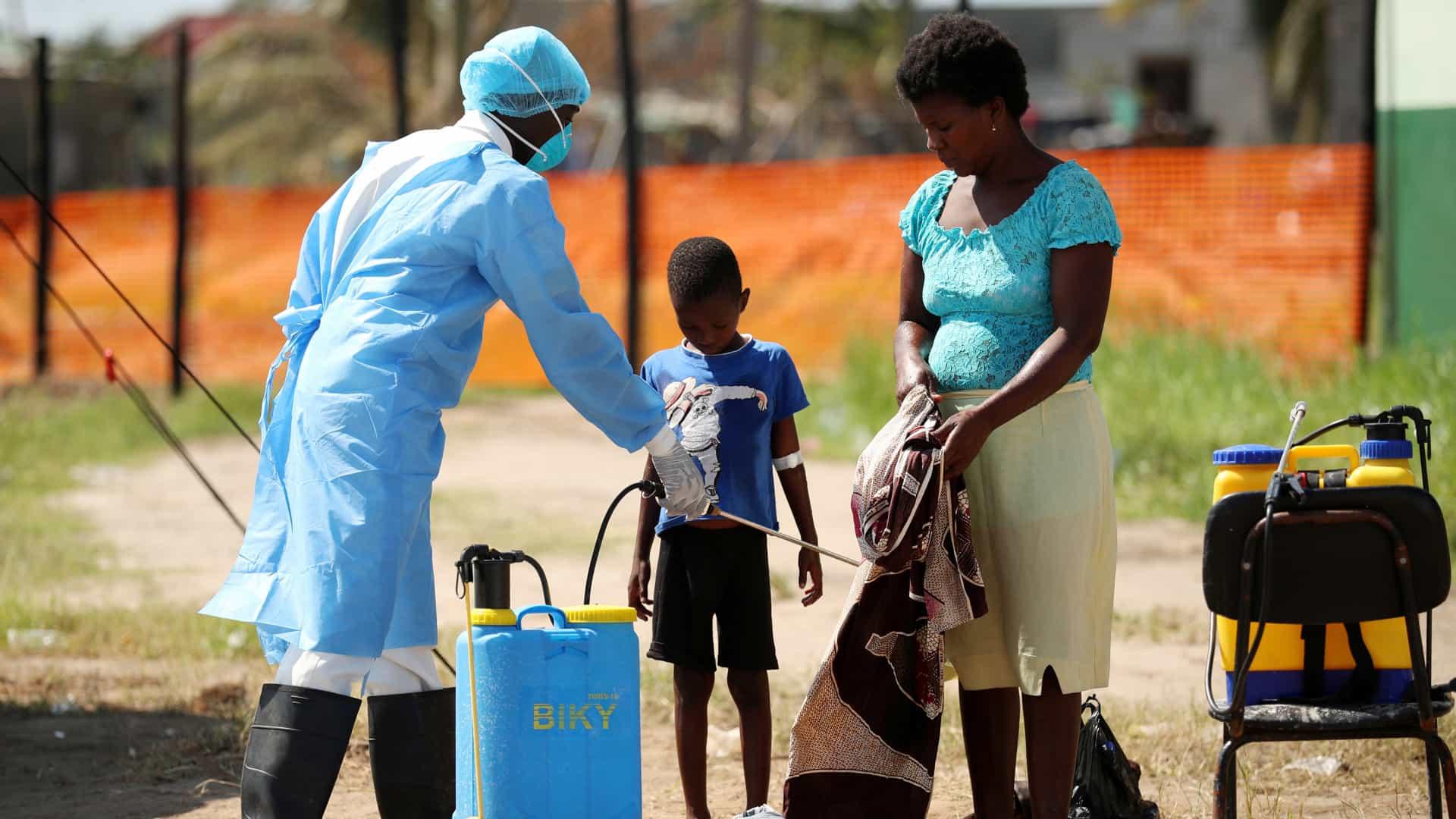 Casos de cólera em Moçambique chegam a 517 após passagem de ciclone