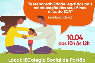 Prefeitura de Lauro de Freitas realiza Fórum da Família pela Educação