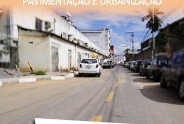 Moema entrega obras no Recreio de Ipitanga nesta quinta-feira (25) e no Caji, sábado (27)
