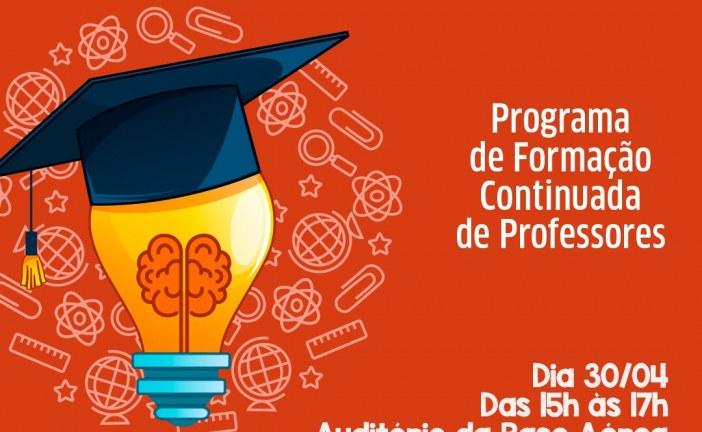 Lauro de Freitas dá início ao Programa de Formação Continuada de Professores da rede municipal