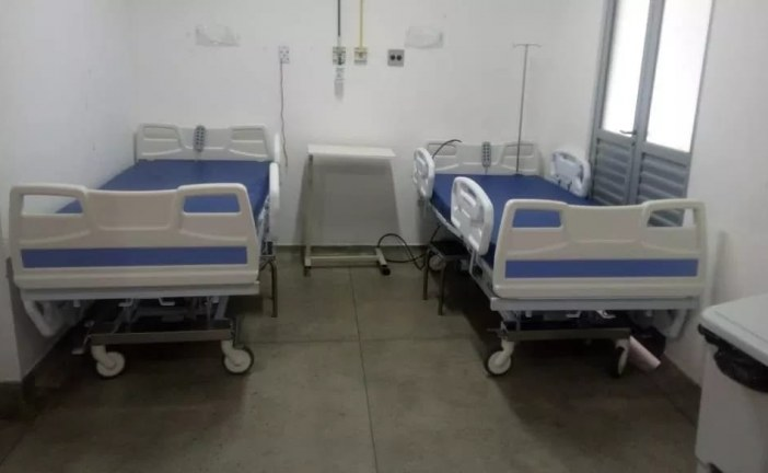 Hospital Jorge Novis proporcionando sempre aos pacientes um ambiente limpo e agradável