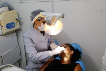 Prefeitura leva atendimento odontológico às comunidades