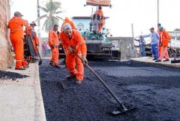 Obras de drenagem e pavimentação transformam ruas da Vila Pedrita, na Itinga