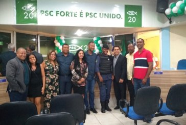 Guarda Municipal de Lauro de Freitas fechada com Júnior Neves no PSC