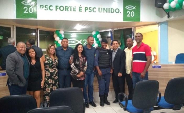 Guarda Municipal de Lauro de Freitas fechada com Júnior Neves no PSC
