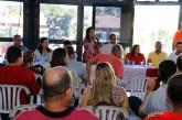 Prefeitura e comunidade de Portão propõem ações de combate à violência e promoção da paz no bairro