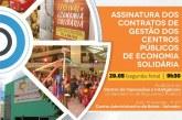 Lauro de Freitas recebe Centro Público de Economia Solidária