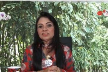 No Facebook, na estreia do Programa #PalavradeMulher, Moema falou sobre obras e entregas; assista