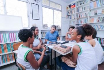 Educandos da rede municipal de Lauro de Freitas preparam mostra de cinema