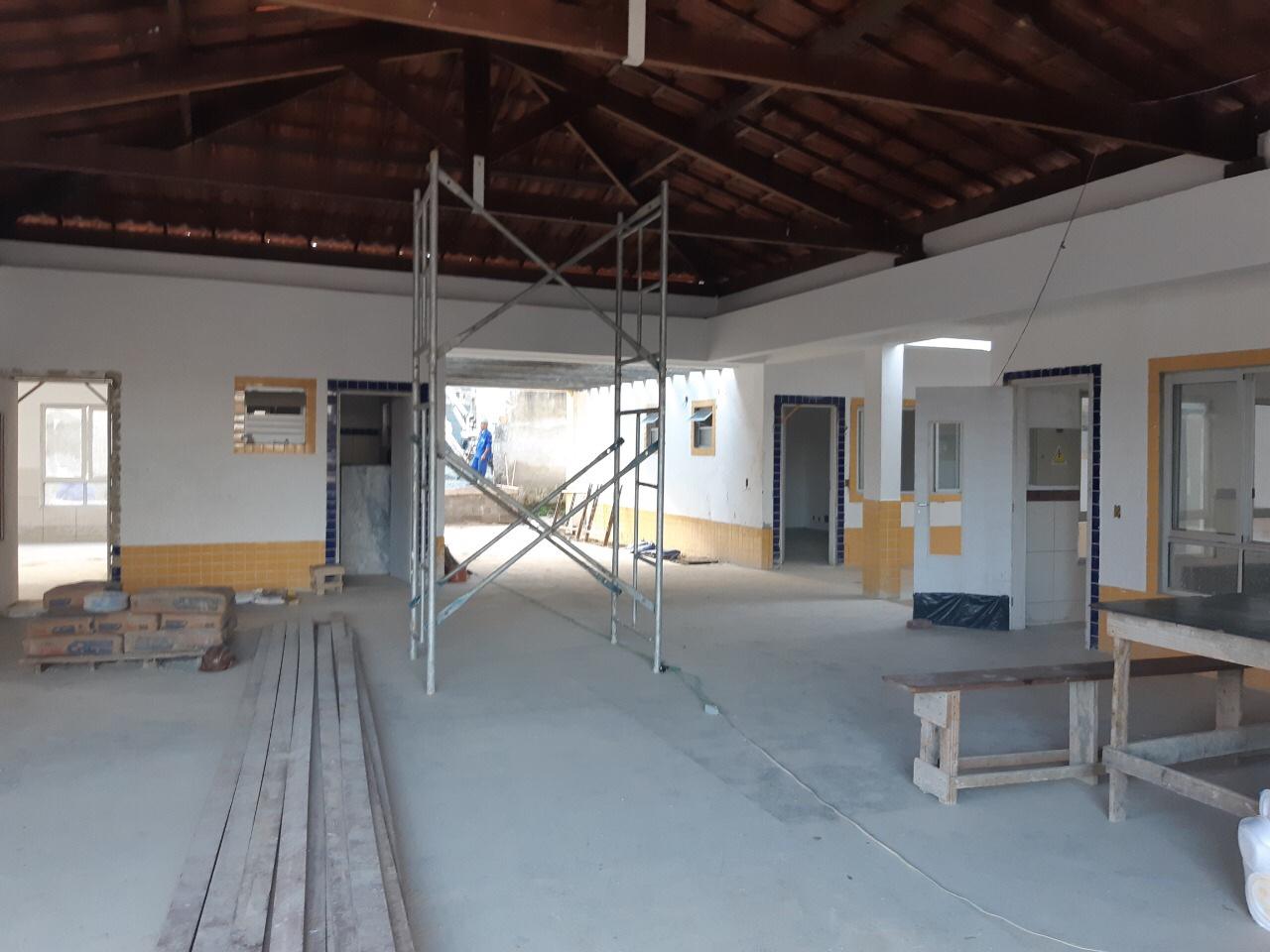 Em fase final de construção, nova creche da Itinga vai atender 180 crianças