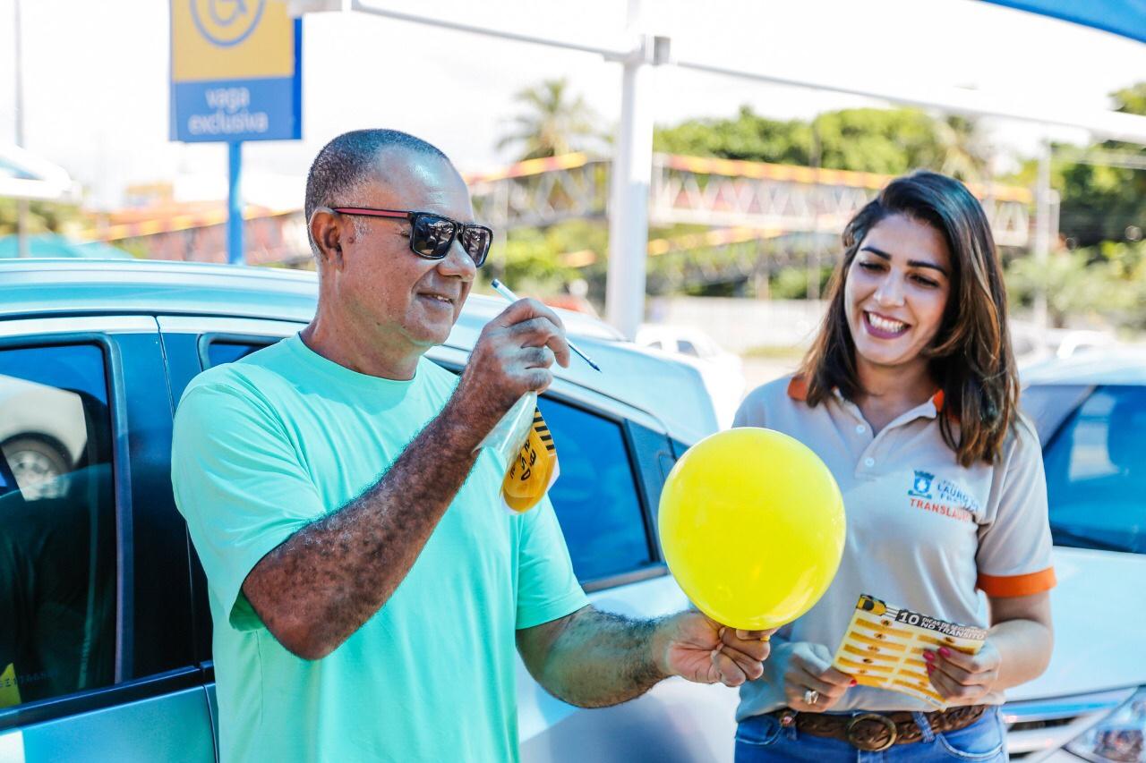 Maio Amarelo: Settop de Lauro de Freitas dá dicas sobre segurança no trânsito