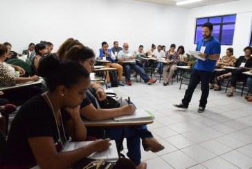 Capacitação do CadÚnico realizada em Lauro de Freitas reuniu 60 gestoras da RMS