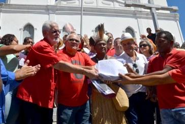 Joseildo apresenta 6.600 assinaturas contra a PEC da Previdência