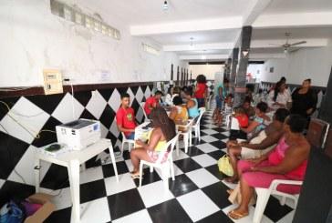 Projeto ''Prefeitura em Ação'' amplia oferta de serviços no bairro de Portão