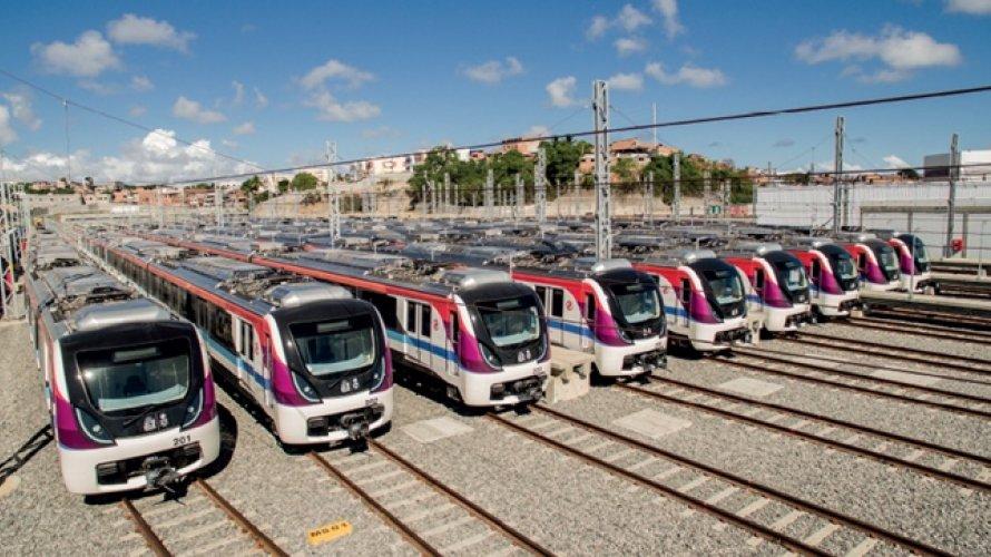 CCR confirma funcionamento do metrô durante paralisação nacional nesta sexta