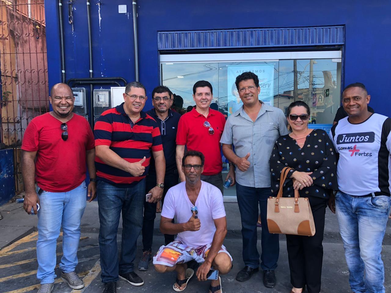 Grupo Juntos Somos Mais Fortes cada vez mais se solidificando em Lauro de Freitas